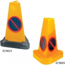No Waiting Traffic Cones