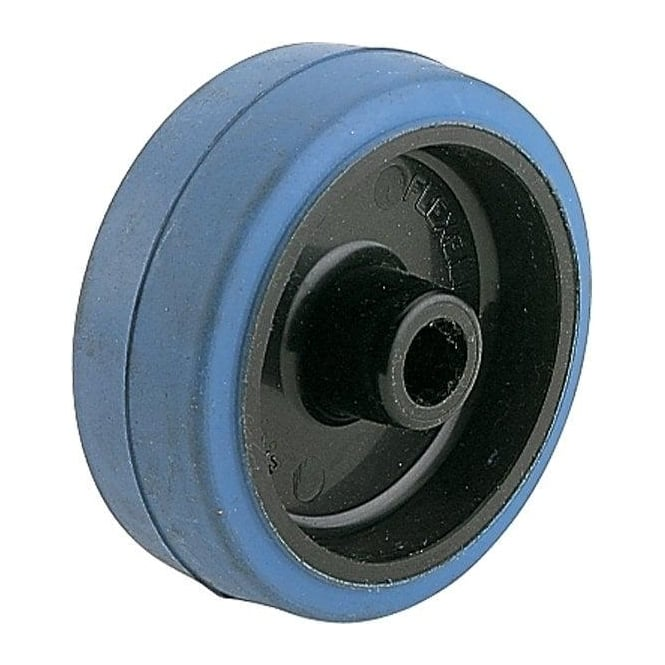 Non-marking Rubber Tyred Wheels
