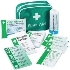 Off-site Travel First Aid Kits