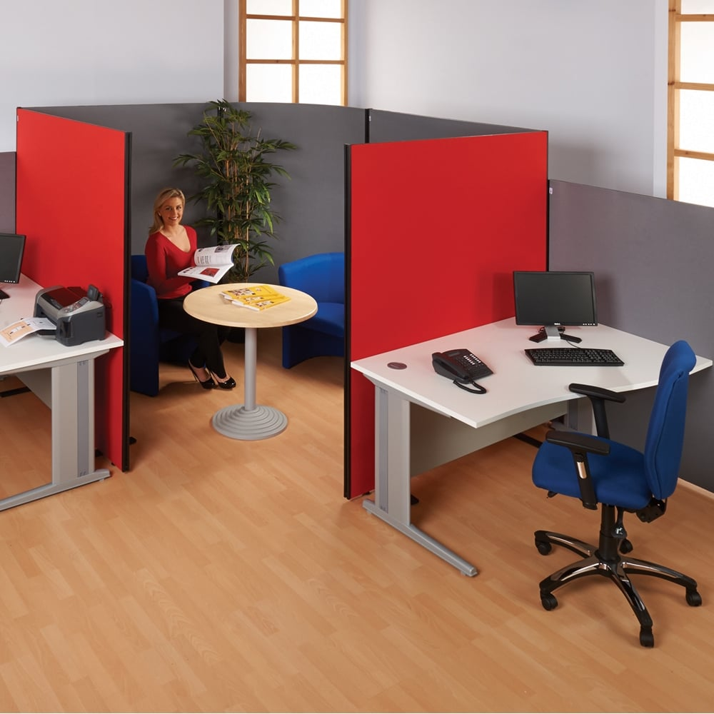 Beau Office Screen/Partitions   Flat