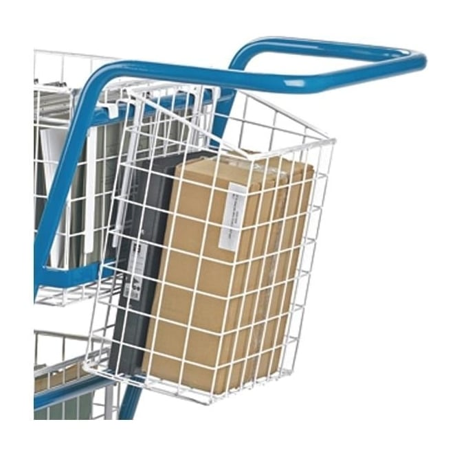 Optional Rear Basket for Post Distribution Stairclimber Truck