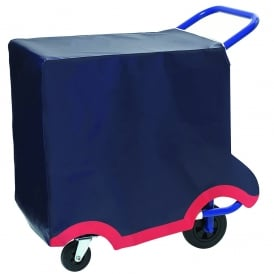 Optional Trolley Cover for GT2 Mailroom Trolley