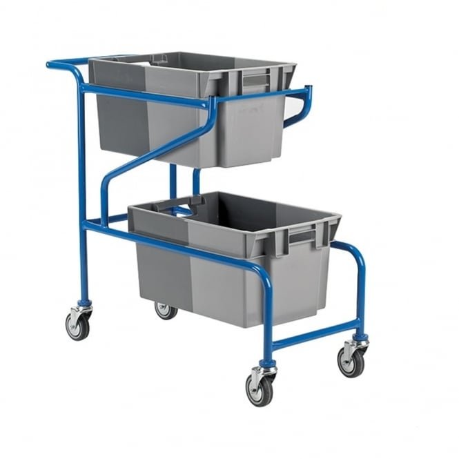 Order Picking Trolley for use with Euro Containers