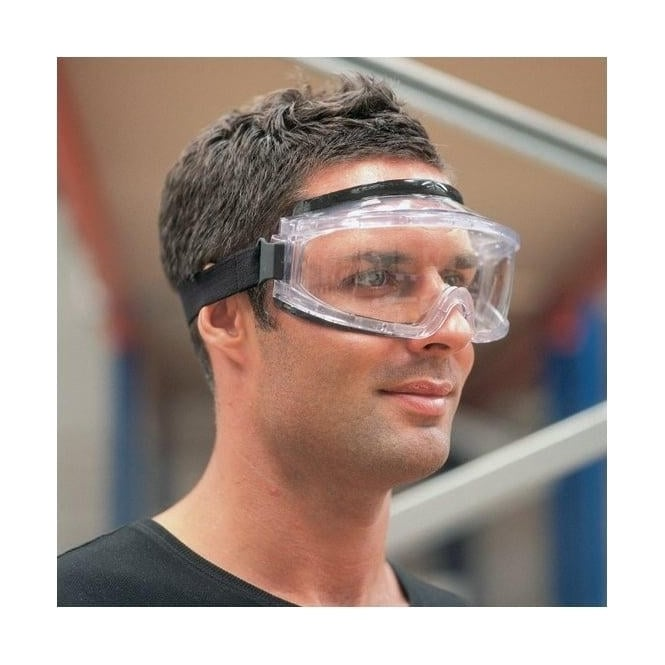 Pacific Safety Goggles (Pack Qty. 5)
