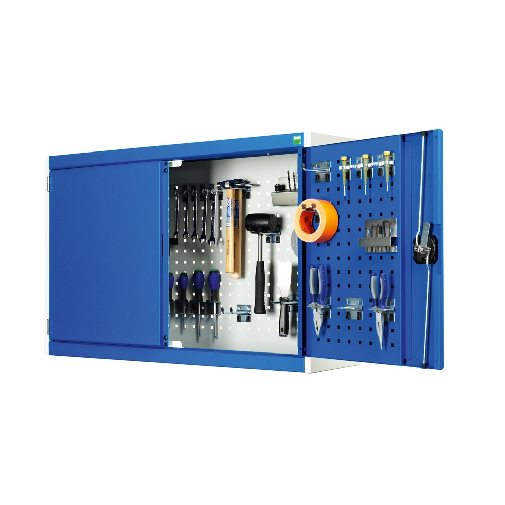 Beau Perfo Wall Mounted Tool Cabinet