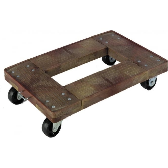 Plastic Dolly - Heavy Duty Cap: 350kg