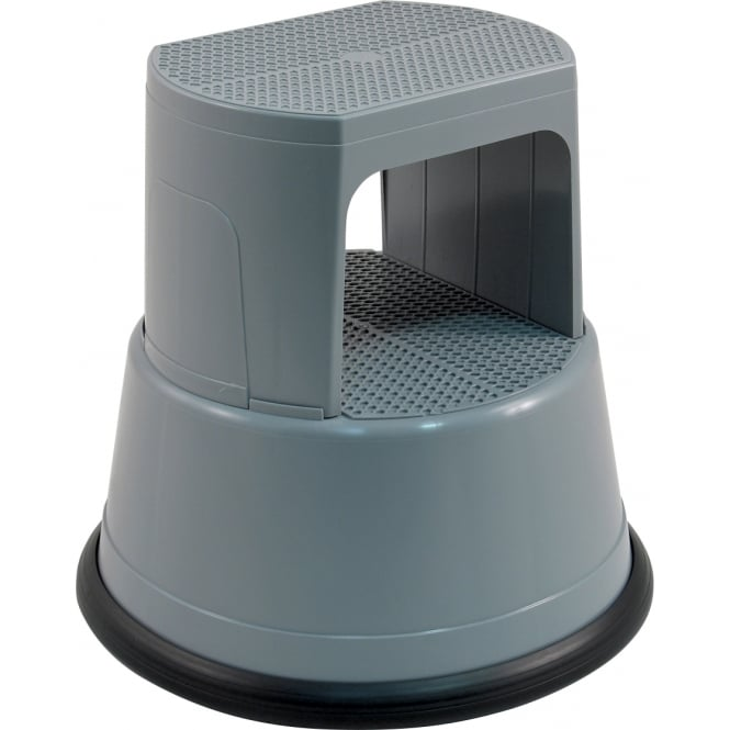 Plastic Kick Step Stool Free Next Day Delivery Uk Parrs