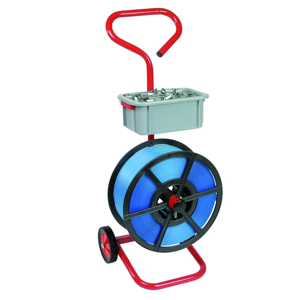 Plastic Strapping Dispenser Trolley   PARRS   Workplace Equipment