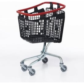 Plastic Shopping Trolley Cap: 100lt