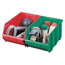 Plastic Small Parts Storage Bins