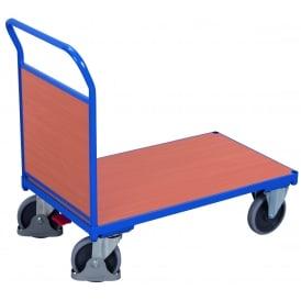 Platform Truck with Beech End Panel Cap: 500kg