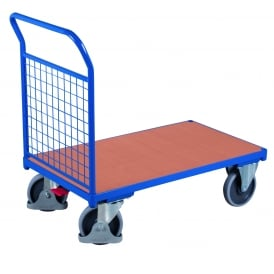 Platform Truck with Mesh End Panel Cap: 500kg
