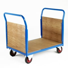 Platform Trucks - Plywood Base and Double End Panels Cap: 700kg