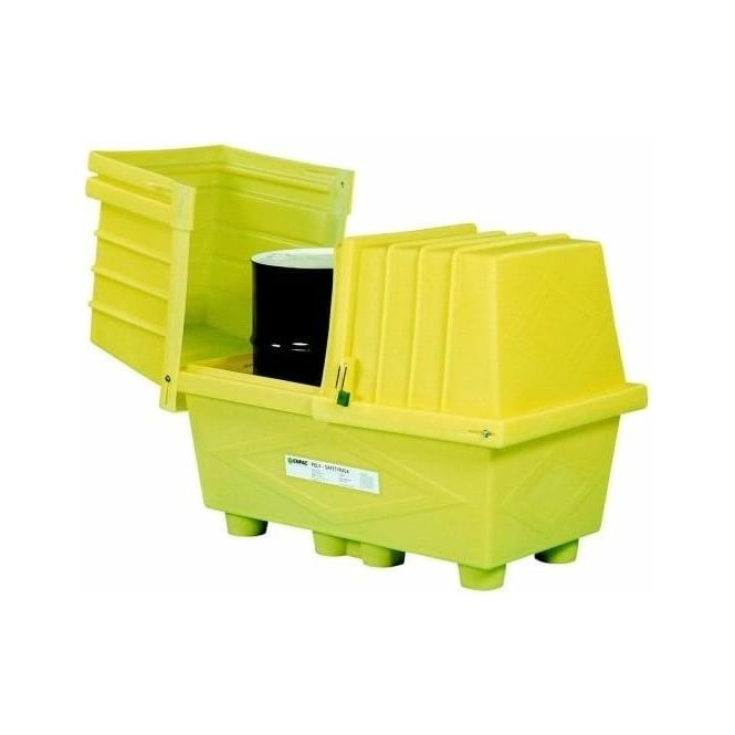 Poly Safetypack Drum Stores