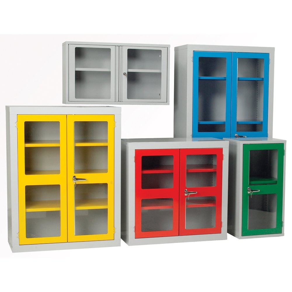 Polycarbonate Door Cabinets  sc 1 st  PARRS & Polycarbonate Door Cabinets - Lockers Storage u0026 Shelving from PARRS UK