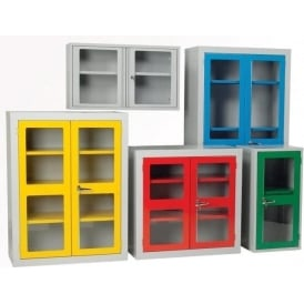 Polycarbonate Door Cabinets