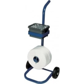 Polyester Strapping Dispenser Trolley
