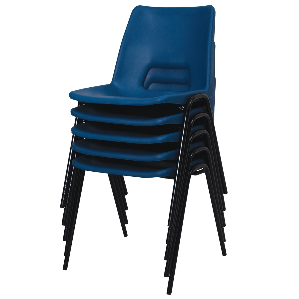 Polypropylene Chairs With Or Without Padded Seat U0026amp; ...