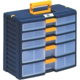 Portable Plastic 5 Drawer Cabinet