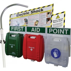 PPE Electric Shock Rescue Point
