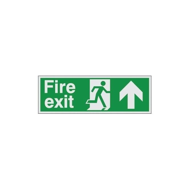 Prestige Fire exit - Arrow Up Signs