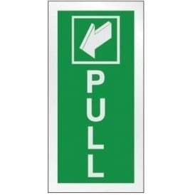 Prestige Fire exit -Pull Signs