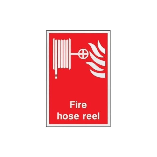 Prestige Fire Hose Reel Sign