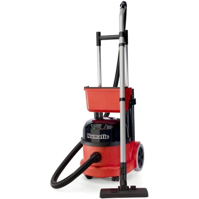 Professional Cordless Vacuum with Caddy
