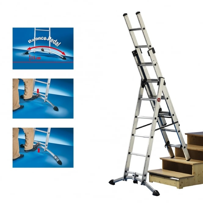 Profistep Professional Combination Ladders EN131