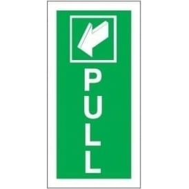 PULL Signs