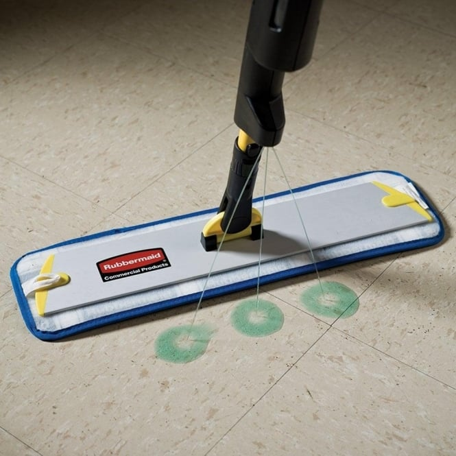 Pulse Mop Floor Cleaning System