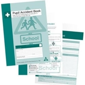 Pupil Accident Book