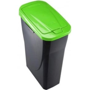Push Lid Recycling Bins Cap: 25lt or 45lt
