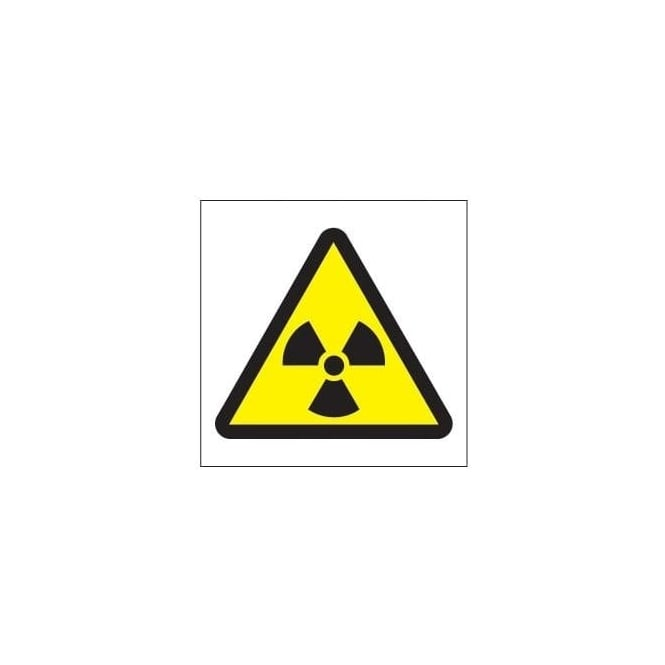 Radiation sign - Symbol Only