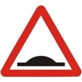 Ramp Traffic Sign