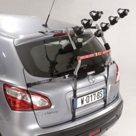 Rear Mount Car Bike Carrier