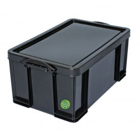 Recycled Really Useful Storage Box Cap: 84lt