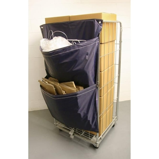 Recycling Waste Sack for Roll Pallets
