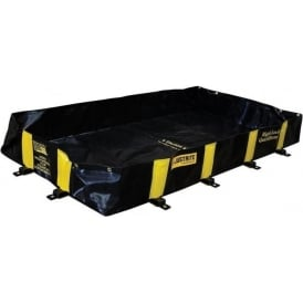 Rigid-Lock Quick Berm - Flexible Spill Containment Sump 662lt-11318lt