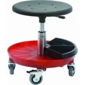 Roller Stool Height Adjustable