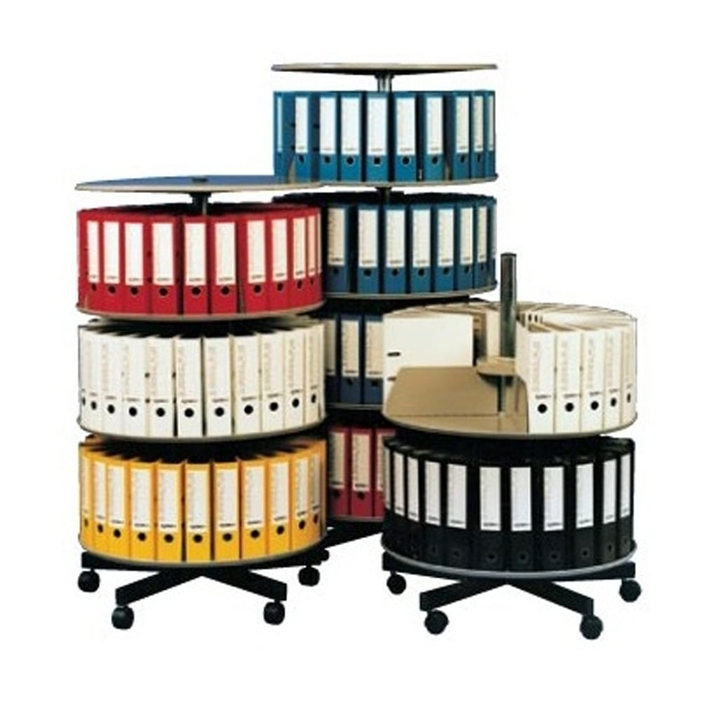 Rotary Lever Arch File Storage Units  sc 1 st  PARRS & Rotary Lever Arch File Storage Units - Furniture u0026 Presentation from ...