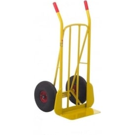 Rough Terrain Steel Sack Truck Cap: 250kg