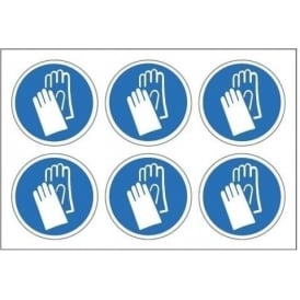 Safety Labels: Hand Protection