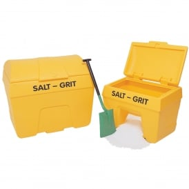Salt & Grit Storage Bins - 200lt & 400lt