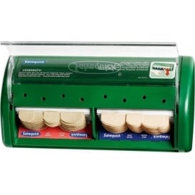 Salvequick Pilferproof Plasters and Dispenser