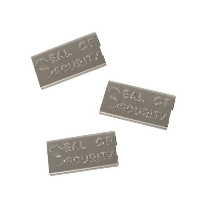 Seals for Steel Strapping (use with Combination Tool)