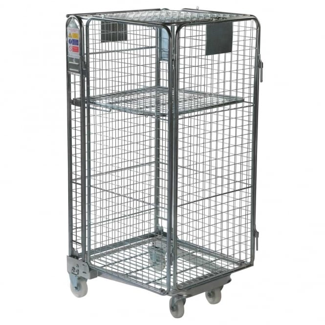 Security Nestable 'A' Frame Roll Pallet