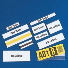 Self-adhesive and Magnetic Ticket Holder