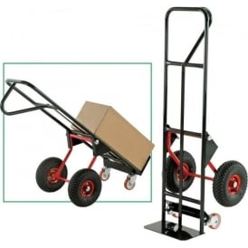 Self Supporting Sack Truck Cap: 300kg