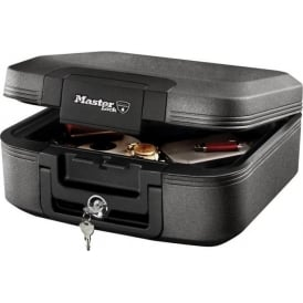 Sentry Safe A4 30 Minute Fire & Water Resistant Security Chest Cap: 7lt